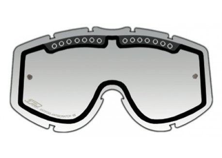 Progrip  double lens - clear - light sensitive lens