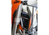 Meca'System  radiator guards color aluminium