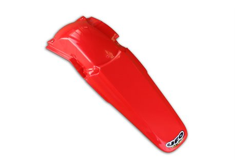 Ufo  rear fender color red