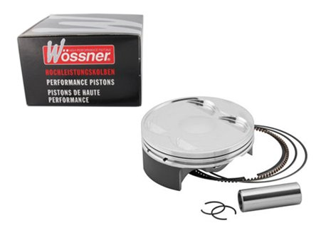 Wossner  piston