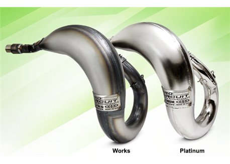 Pro Circuit  Works exhaust pipes
