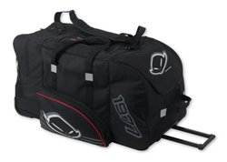 Ufo wheels large gear bag color black