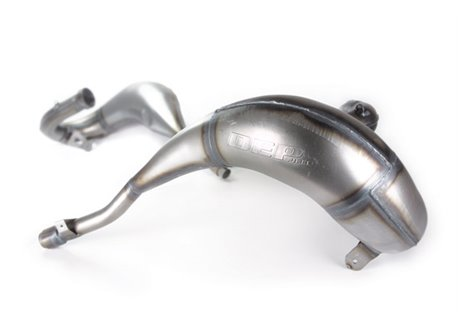 Dep exhaust pipes