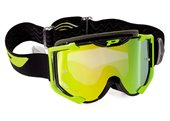 Progrip  3404 Multilayer goggles color yellow fluo