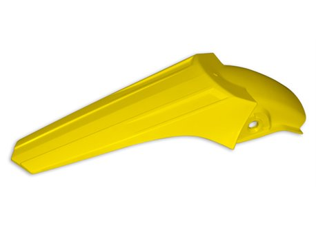 Ufo Restyling rear fender color yellow
