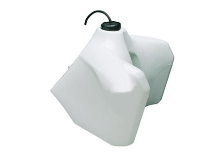 Acerbis fuel tank 22 liters color white
