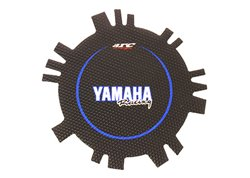 Arc Design clutch cover protection sticker color blue