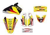 kit stickere Suzuki Rm 85 2002-2018