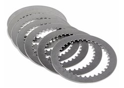 Dp steel clutch intermediate discs