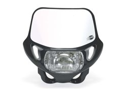 Acerbis  CE-DOT Certified Dhh headlight color black