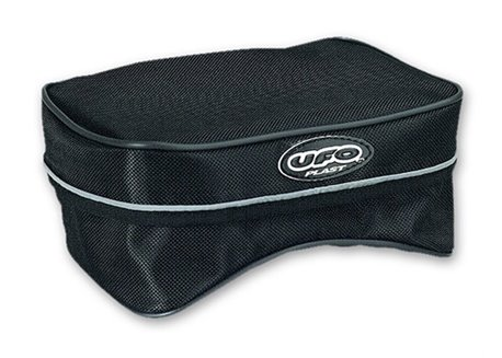 Ufo small rear fender bags color black