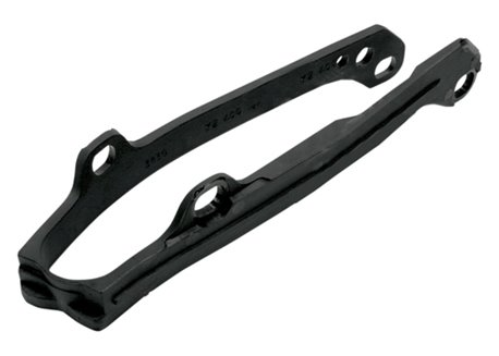 Ufo swingarm chain sliders color black