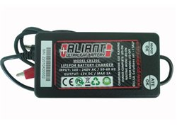 Aliant for lithium batteries battery charger