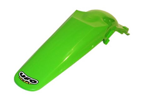 Ufo rear fender color green