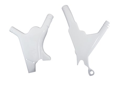 Ufo  frame guards color white