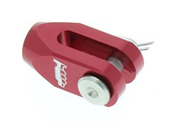 Motocross marketing rear brake clevis color red