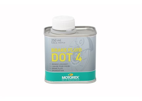 Motorex  250ml brake fluid dot 5.1