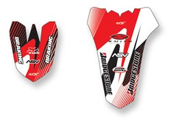 Arc Design  stickers fender