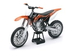 Lil' Xtreme Ktm Sxf 450 22cm new ray toys scale 1:10