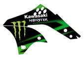 Arc Design Monster Energy stickers kit