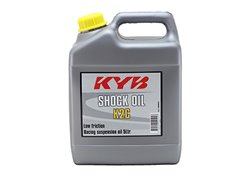 kayaba 5 liter shock absorber oil