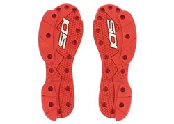 Sidi  supermotard for Srs e Srs 2 boots fussbett color red