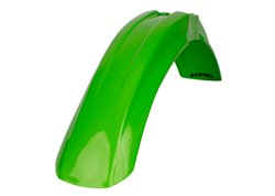 Acerbis front fender color green
