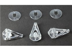 Airoh  Aviator helmet screws kit