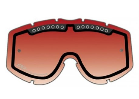 Progrip  Pro Grip red double lens color red