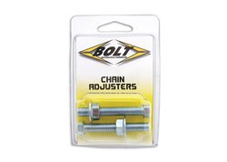 Bolt  M8 x 50mm chain adjuster bolts color grey