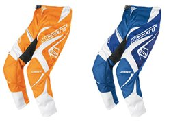 Scott Anaheim 09 kid kid pants color orange / white