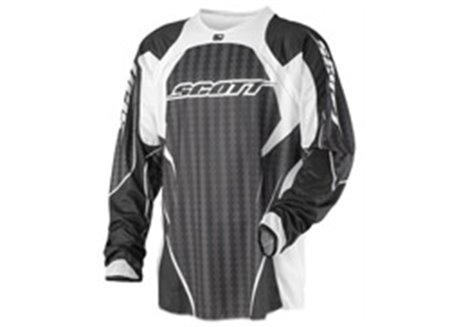 Scott  A Series 2010 jersey color gray size XL