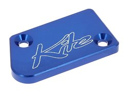 Kite front master cylinder cover color blue