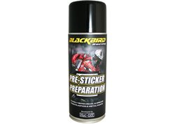 Blackbird plastics preparation spray