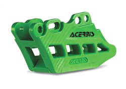 Acerbis 2.0 chain guides color green