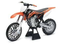 Lil' Xtreme  Ktm Sxf 450 36cm new ray toys scale 1:6