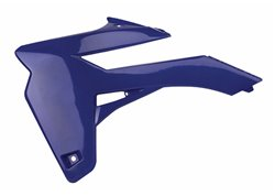 Polisport radiator covers color blue
