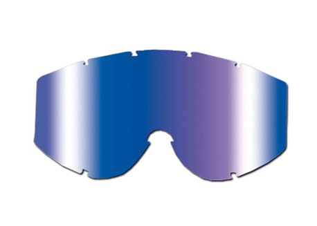 Progrip  mirror lens color blue