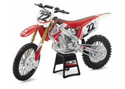 Lil' Xtreme  Honda Crf r 450 Chad Reed Replica 18cm new ray toys scale 1:12