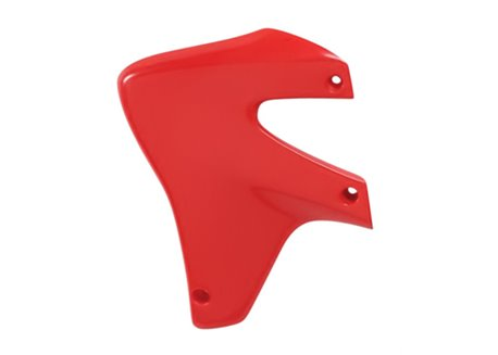 Ufo  radiator covers color red