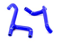 Kite kit silicon radiator hoses color blue