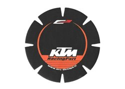 Arc Design clutch cover protection sticker