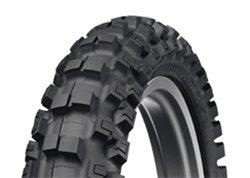 Dunlop Geomax Mx52 120/80-19 rear tire