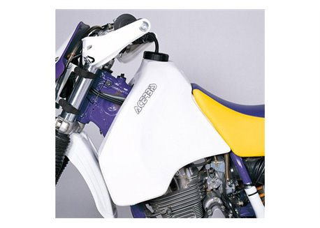 Acerbis fuel tank 16 liters color white