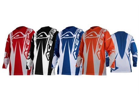 Acerbis  Moto Brand jersey color orange