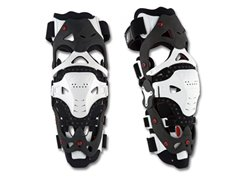 Ufo  Morpho FIT knee guards color white