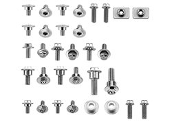 Motocross marketing  full plastic fastener kit