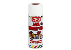 Cfg high temperature 400ml red enamel