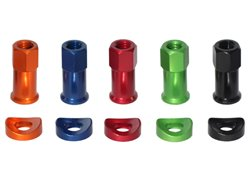 Riolo rim lock nuts