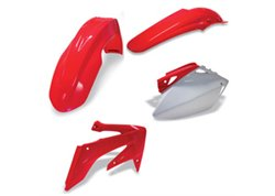 Acerbis  plastic kit color oem 06 - 08 color